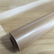 35gsm Unbleached Brown Wax Paper Roll