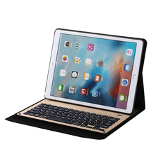 Wireless Bluetooth Keyboard Cover Case for iPad Pro 12.9 inches iOS 9 Tablet