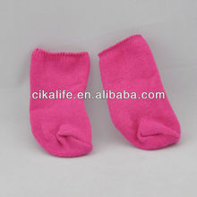 18 inch nature friendly cotton fit Bitty Baby socks for teddy bear