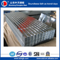 0.33mm steel roof deck galvanized metal roof corrugated roofing sheet