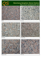 Chinese Cheap Natural Granite G687 Slabs for paving