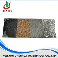 APP Modified bitumen sheet waterproofing membrane