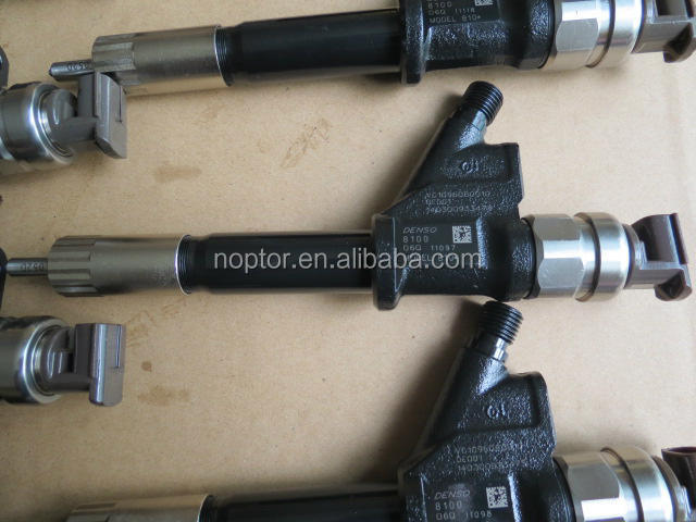 Original De'nso common rail Injector 0950006393/095000-6593