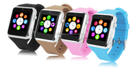 High quality cheap bluetooth smart phone watch with mp3