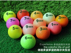 Customer Design Professional Practice Golf Ball