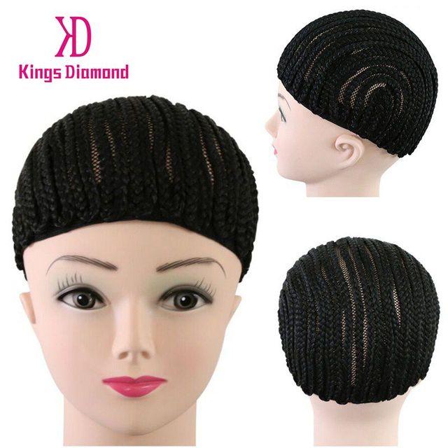 affordable fair Cornrows wig caps air braid net cap African dreadlocks cap for making braid