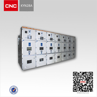best quality KYN28A-12(Z)(GZS1) Metalclad AC Enclosed Switchgear solid insulated switchgear