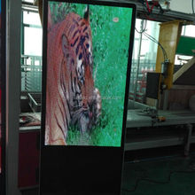 Wholesale 55inch indoor P4 network led display machines for shops