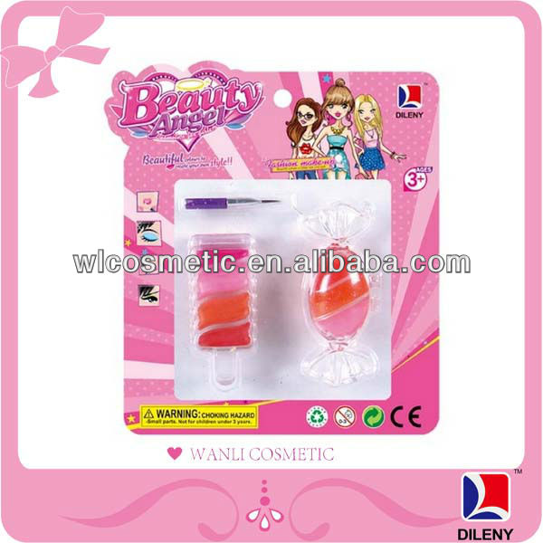 beauty angel lip gloss kids makeup set
