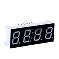 Chinese hot sale 0.36 inch Red color seven segment display with 4 digit 7 segment led display pinout for led electronic board