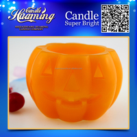 led candle water fountain