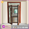60series thermal break aluminum window and door architrave cover on the wall