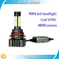 Universal car light led bulbs H13/H11//H7/H4/9007/9006/9005/ 9004 headlight