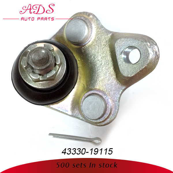 FOR ZZR12#/COROLLA HIGH QUALITY LOWER METRIC HOT SALE BALL JOINT FOR TOYOTA CARS OEM: 43330-19115