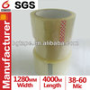 water based adhesive Opp tape with logo