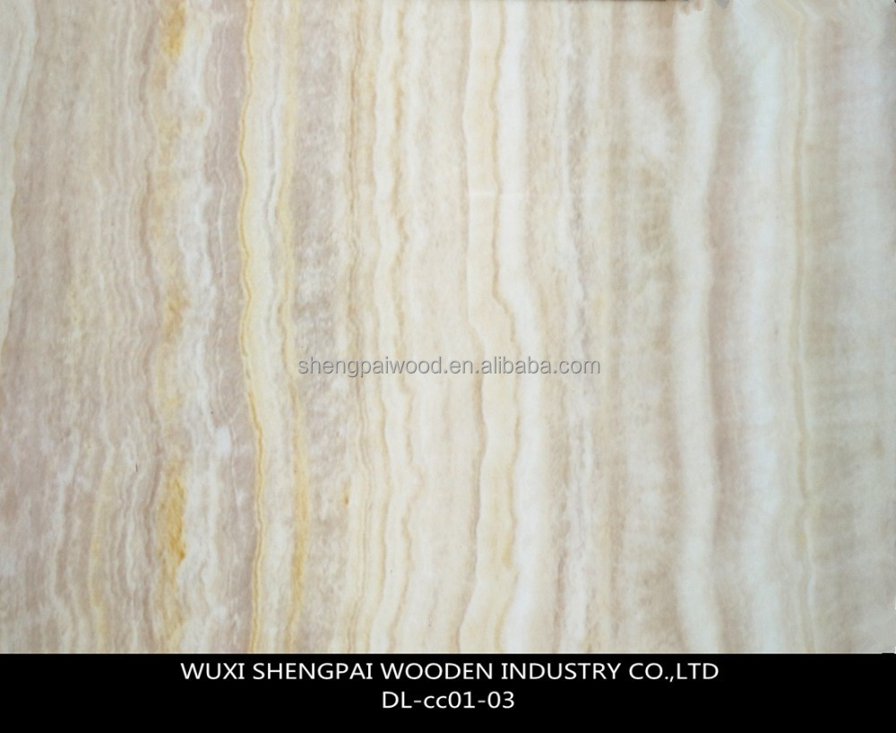 Artificial UV Faux Marble Panel Sheets for Wall Decoration