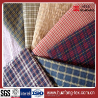 TC CVC Combed Shirting Poplin Fabric