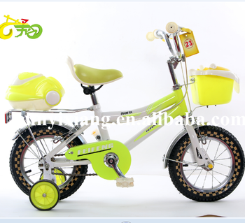 New model bikes for children kids cycle carrier with full size for 5 years old from China