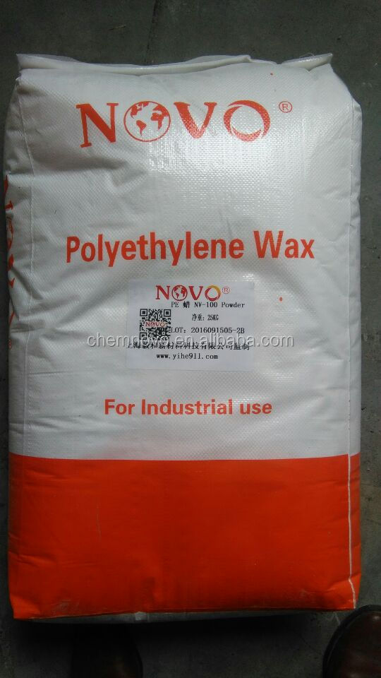 PE wax manufacturer chemical auxiliary agents type NOVO 208