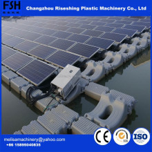 New shape floats/plastic solar panel floater/pontoons for floating solar system on water