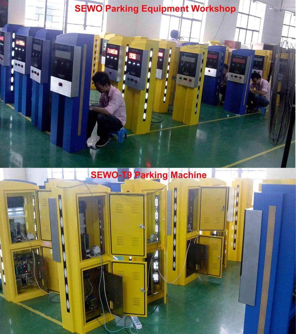 Cheap price RFID based Auto-Payment Vehicle parking management system