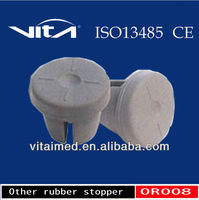 Butyl Rubber Stopper For Vacuum Blood Collection Tube OR008