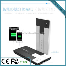 Ultrathin slim polymer battery portable power bank 4200mah from china Manufacturers