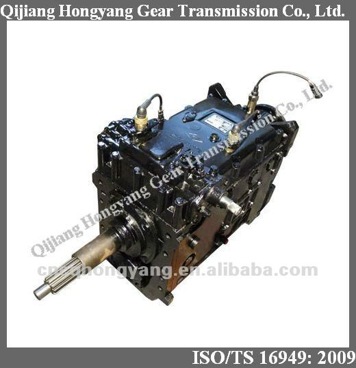 ZF Transmission Heavy Duty Truck and Bus S6-90 Gearbox Assembly (1268903283B)