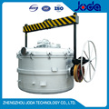 Electrolytic Aluminum Smelter Transferring Equipment Vacuum Ladle