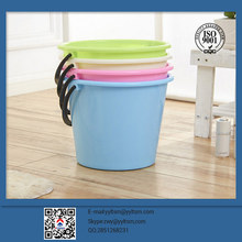 wholesale promotional product Plastic Bucket / garden bucket with heat transfer printing