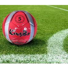PVC, PU, TPU synthetic leather material approved china machine stitched footballs soccer balls for game