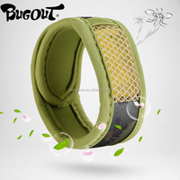 Bugout magic repellent bracelet wrist band for baby girl boy adult outdoor activity