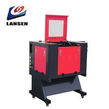 Mini Laser engraver for golf ball rubber glass with Rotary Device