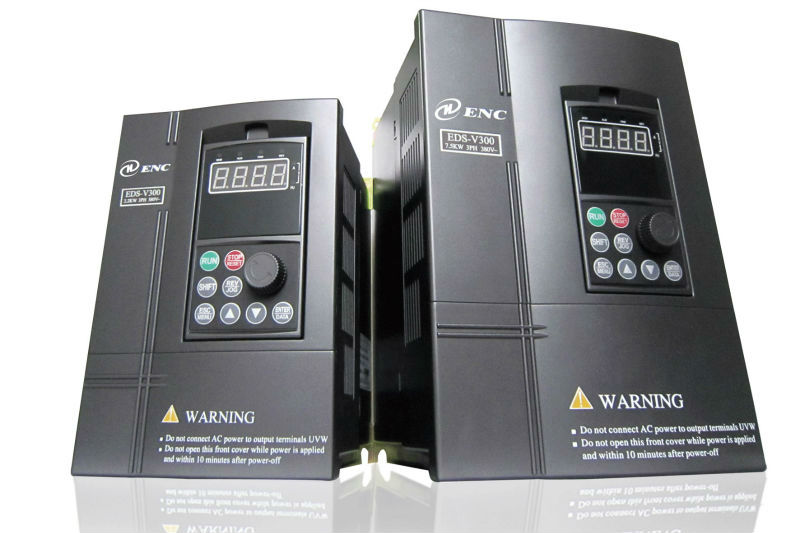 EDS-V300 current vector inverter, frequency coverter, single phase 0.4-3.7kw