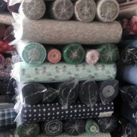 Cotton Flannel Printed Stocklot