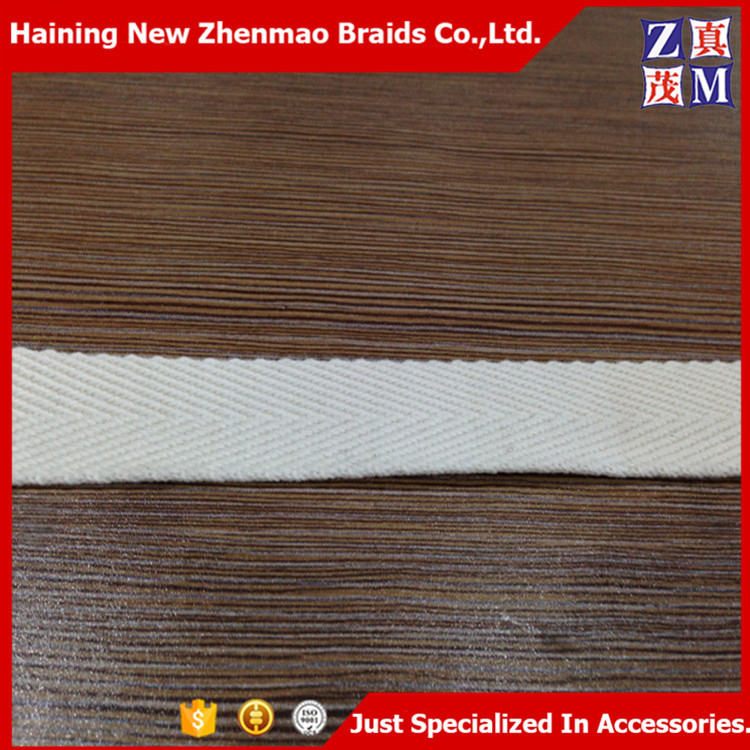Factory low price natural cotton bias tape for wholesale