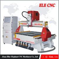 Single Arm CNC Router, new woodworking router, sculpture wood carving cnc router machine