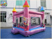 princess inflatable bouncy castle/inflatable bouncy house/inflatable jumping bouncy