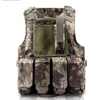 Custom outdoor bullet proof tactical vest / police tactical vest for army fans