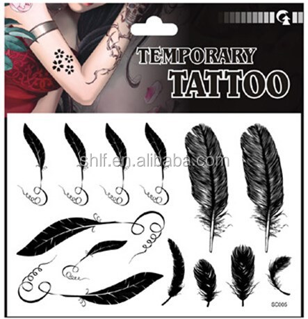 long lasting waterproof transfer tattoos wholesale
