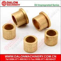 Brass flanged bushings