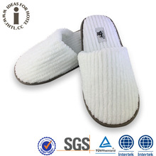 Comfortable Cotton Disposable Hotel Slipper For Women
