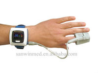 CE/FDA Approved Wrist Pulse Oximeter, infant-oximeter Probe Digital Pulse Oximeter