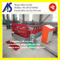 High quality 1050 roof tiles machine for south africa
