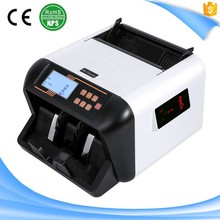 S104 ZC-555 EURO currency value counting machine for detecting fake note and money counting