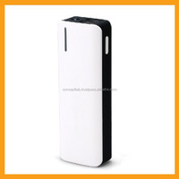 Portable power bank charger with huge battery capacity 10000mah suitable for iphone5, iphone5s, samsung galaxy note 3 smart phon