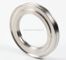 SUS316L stainless steel vacuum pipe flange For KF16-KF50