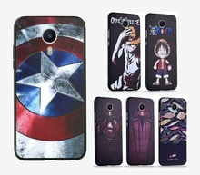 Cartoon design 3D effect silicone back case for Meizu M3 Max