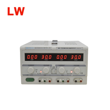 Dual dc power supply Linear Triple Output DC Regulated Power Supply 30V 2A fixed 5v 3a