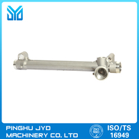 TS16949 certificated China factory offer CNC machining steering housing parts